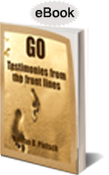 Purchase Go: Testimonies from the Frontlines on Amazon.