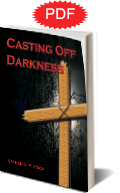 Casting Off Darkness front cover