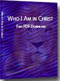 Who I Am in Christ front cover